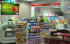 convenience store digital signage market
