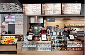 food court digital signage market