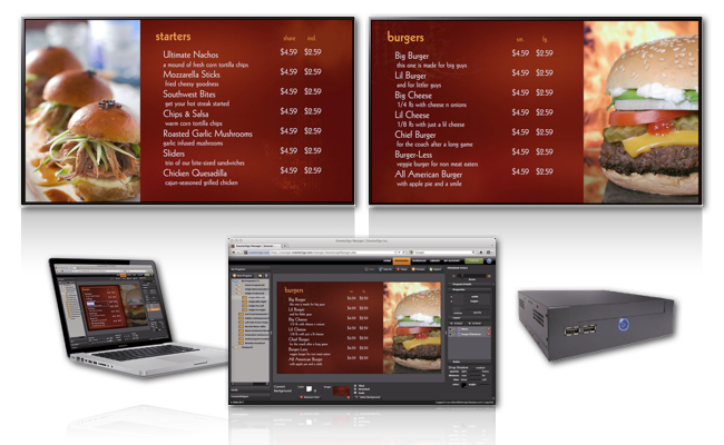 Origin Elite Digital Signage